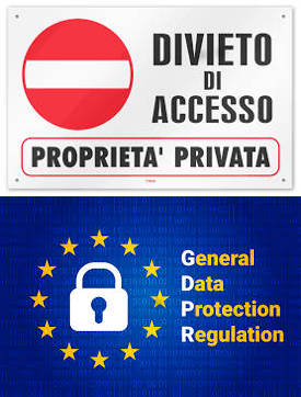 GDPR e Proprietà Privata