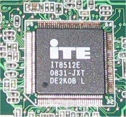 controlloremultifunzione e ricevitore infrarossi ite it8512e