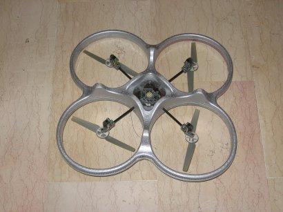 X-Ufo volante