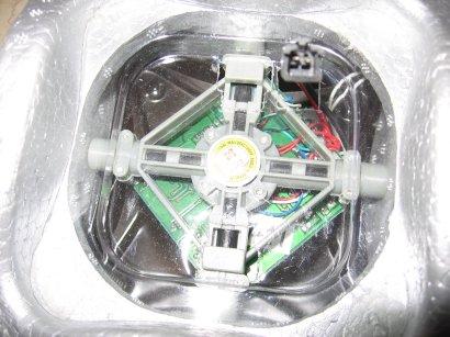 X-Ufo particolare
